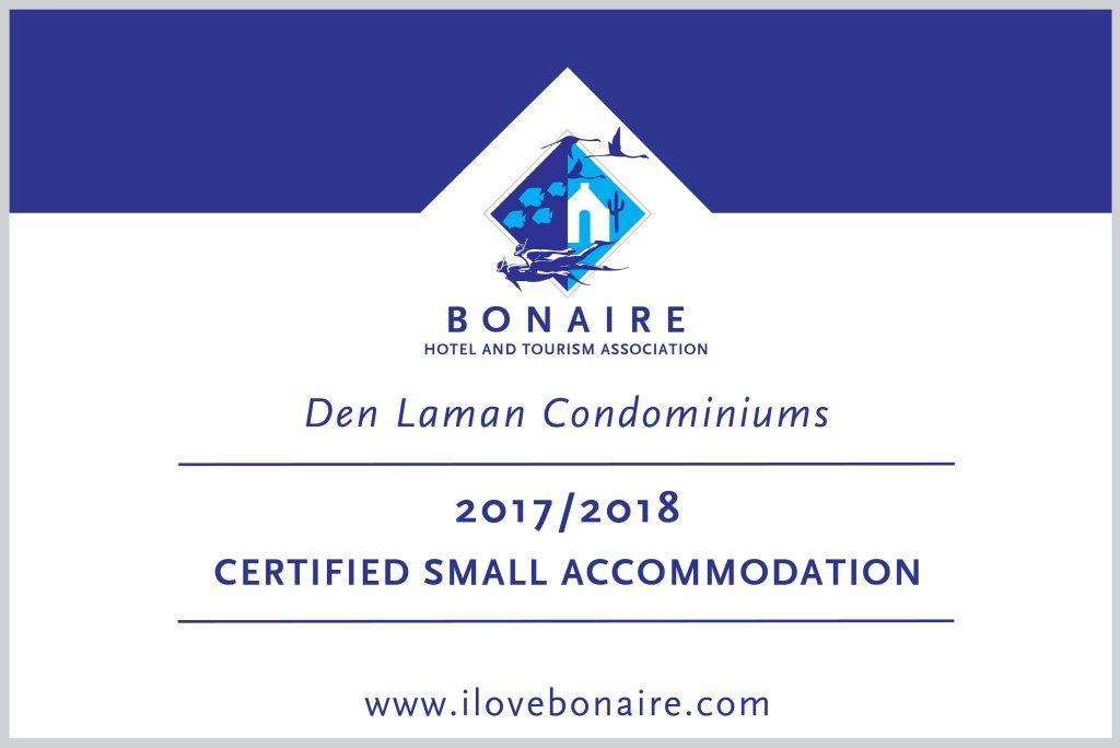 BONHATA Certificate